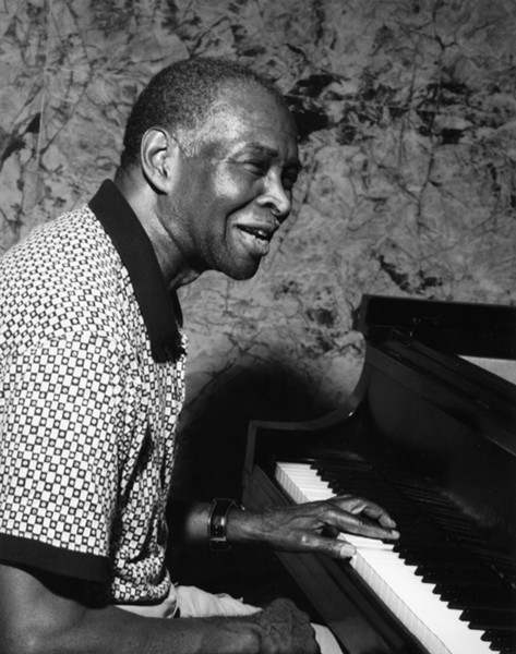 Muhal Richard Abrams - COURTESTY OF AKAMU