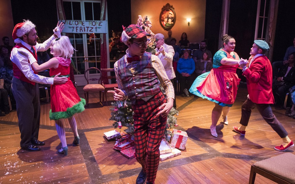 House Theatre of Chicago's The Nutcracker - MICHAEL BROSILOW