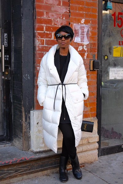 """Luxury must be comfortable, otherwise it is not luxury,"" says Tamara Capel-Wilson, quoting her less-is-more muse Chanel. - ISA GIALLORENZO"
