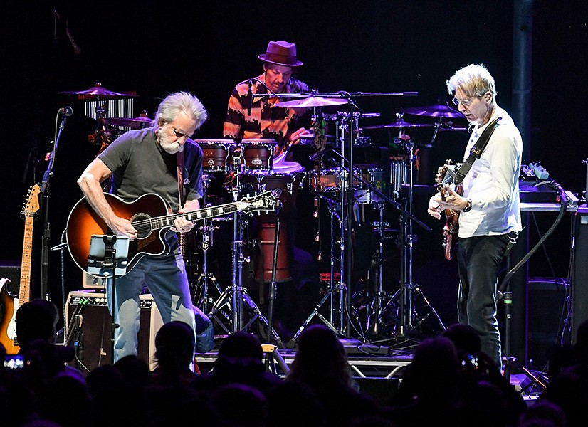 Bob Weir and Phil Lesh - BOBBY TALAMINE
