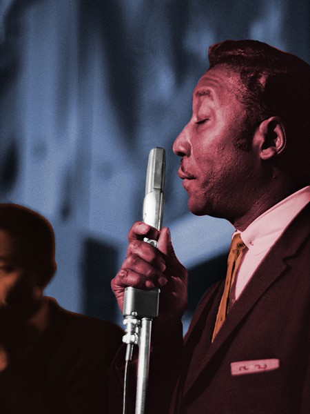 Muddy Waters performing at Pepper's Lounge at 43rd and Vincennes in 1961 - CHICAGO HISTORY MUSEUM