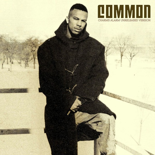 The Black Pegasus release includes two songs from the sessions for Common's 1992 debut, Can I Borrow a Dollar?
