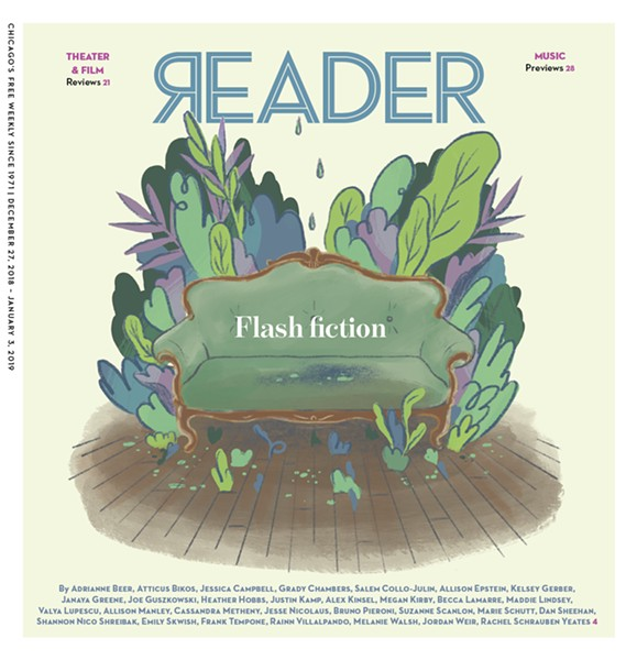 On the cover: Illustration by Lydia Fu. For more of Fu's work, go to lydiafu.com.