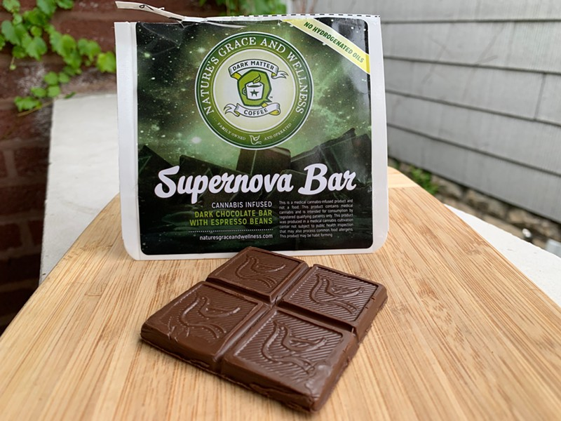 Supernova Bar - MIKE SULA