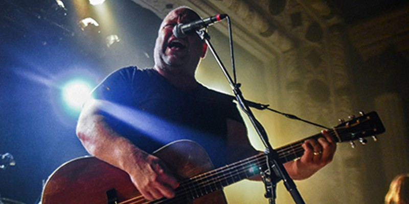 Check out our photos of the Pixies' Metro show