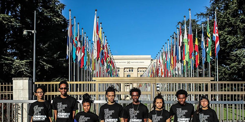 Best youth delegation to the United Nations