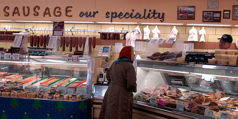 Best butcher shop