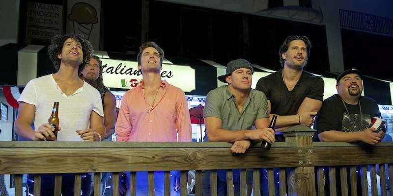 Magic Mike XXL is the best new movie of 1933