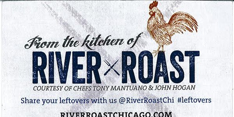 Make a River Roast dinner for two last for weeks