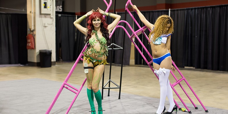 Exxxotica Chicago, the 'comic con of porn,' is secretly more conservative than a Trump rally