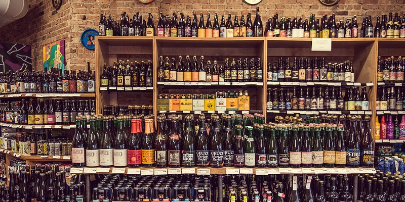 Best beer shop