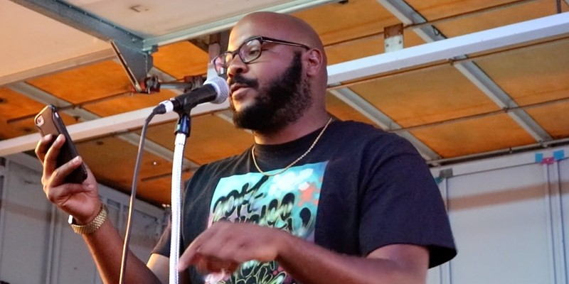 The second annual Chicago Poetry Block Party proves that poetry belongs to everyone