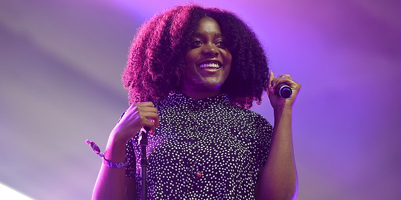 Noname perseveres over the din of Lollapalooza
