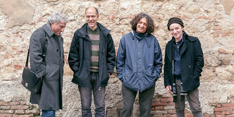 Italian quartet Roots Magic illuminate the links between rustic blues and earthy free jazz