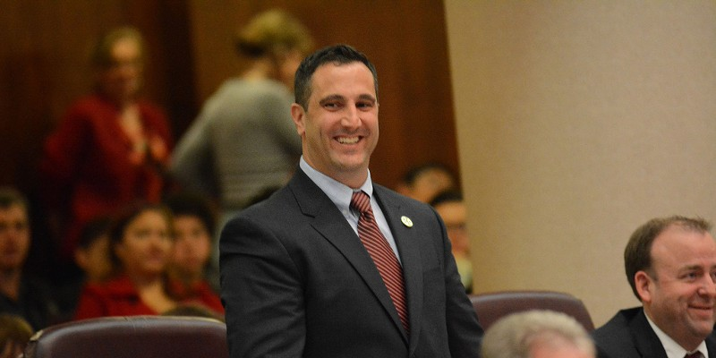 Forty-first Ward alderman Anthony Napolitano