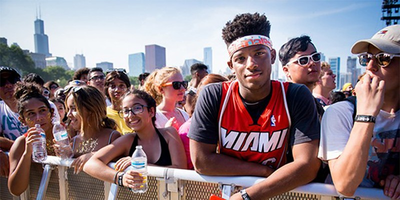 Lollapalooza beyond the stage [PHOTOS]