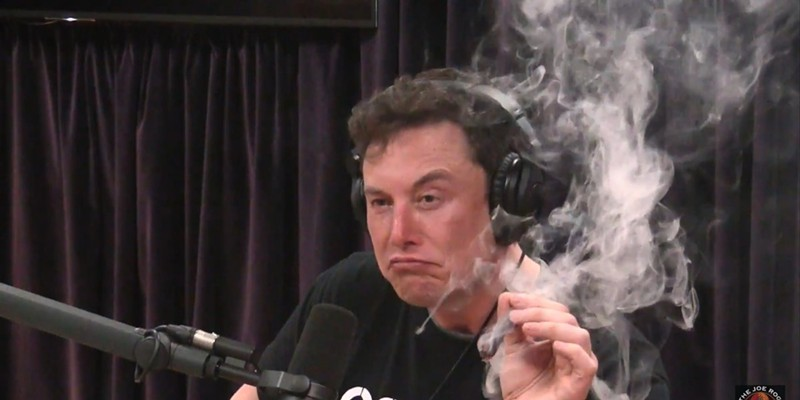 """Elon Musk says his Boring Company is a """"hobby company"""" that started as a joke."""