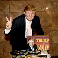 Donald Trump's connection to Gary Trump launches the new Parker Brothers board game Trump the Game during a news conference at Trump Tower in New York on August 18, 2004. Three months later, Trump Casino and Resorts filed for Chapter 11. Sun-Times