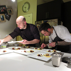 Jake Bickelhaupt of 42 Grams named one of Food & Wine's best new chefs
