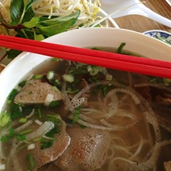 A new pho and banh mi spot on Lawrence shows the simple virtues of Vietnamese food