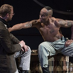 Lookingglass Theatre moves Moby-Dick from sea to sky