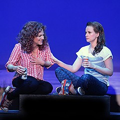 Beaches the musical could learn a trick or two from Beaches the movie