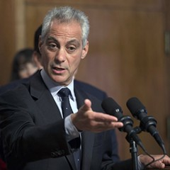 Rahm rethinks a no-so-bright idea.