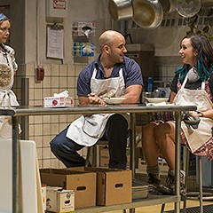A manipulative teen spoils the payoff in Steppenwolf's Grand Concourse