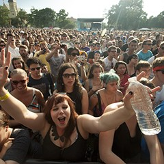 Our photo recap of the Pitchfork Music Festival
