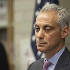 Not pictured: the $1.7 billion Mayor Rahm is sitting on
