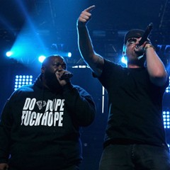 Run the Jewels are down to riot
