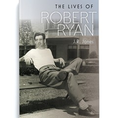 A second printing for Reader film critic J.R. Jones's book on Robert Ryan