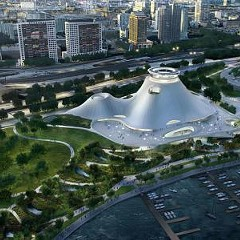 Ma Yansong's, uh, new and improved vision for the museum