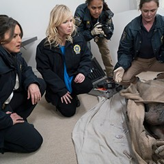 Olivia Benson and her team are sick and tired of these bodies popping up.