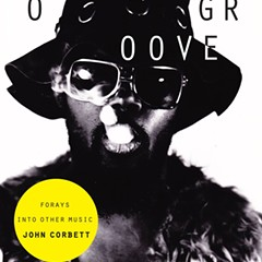 John Corbett reads from his new book, Microgroove, this weekend