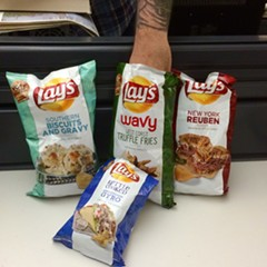The great Chicago Reader potato-chip-eating challenge, 2015 edition