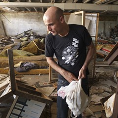 Can Chicago artists salvage Gary, Indiana?