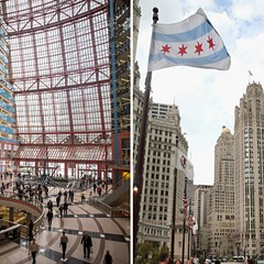 Two iconic downtown buildings will soon be for sale. Which gives this reporter an idea.
