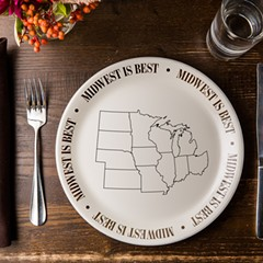 What is midwestern cuisine?
