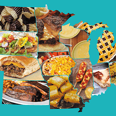 Midwestern originals: A select list of regional food and drink