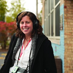 WBEZ education reporter Linda Lutton will be one of the storytellers at Pop-Up Magazine.