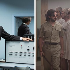 How Experimenter and The Stanford Prison Experiment  explore the psychology of control
