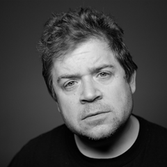 Middle-aged wisdom from former Silver Screen Fiend Patton Oswalt