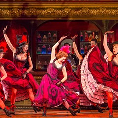 Unfortunate timing for the opening of Lyric Opera's The Merry Widow, set in Paris 1900