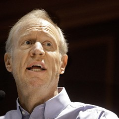 Governor Bruce Rauner says he wept after watching the video of Laquan McDonald's death.