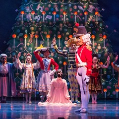 Spend this Christmas with the Joffrey Ballet.