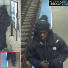 Police released photos Sunday of a man suspected of robbing and assaulting a woman outside the Jarvis Red Line station.