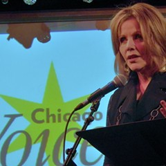 Renee Fleming is looking for local talent.