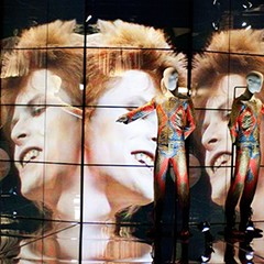 "David Bowie's Top of the Pops performance and his ""Starman"" suit at ""David Bowie Is"""