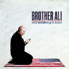 Brother Ali shares a bill with Mick Jenkins and Rhymefest at the Harold Washington Cultural Center on Saturday